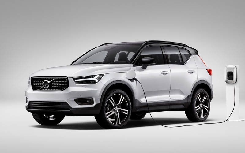 Descubre la gama SUV Twin Engine