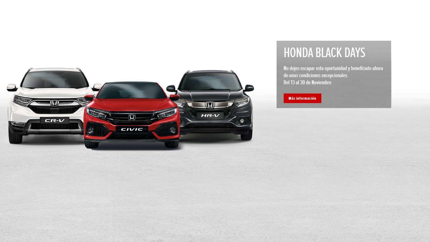 Cotri Honda Black Days