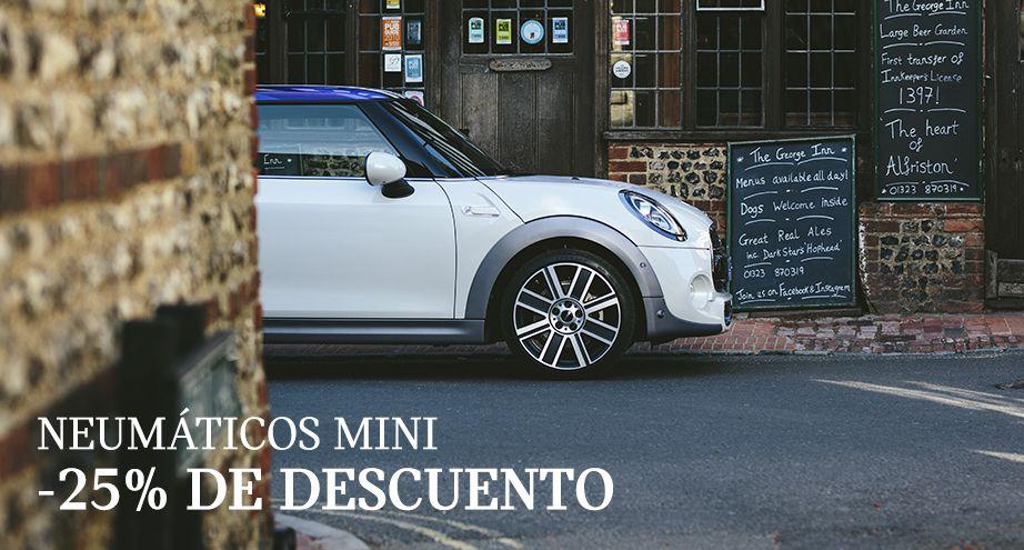 Promoción Neumáticos MINI