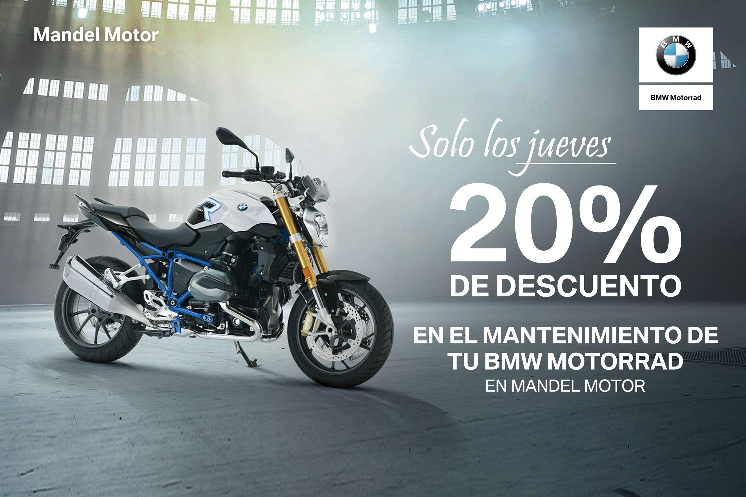 ¡Los jueves son para los BMW Riders!