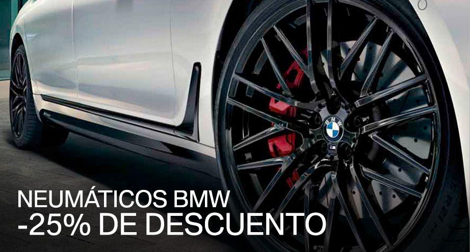Promoción Neumáticos BMW