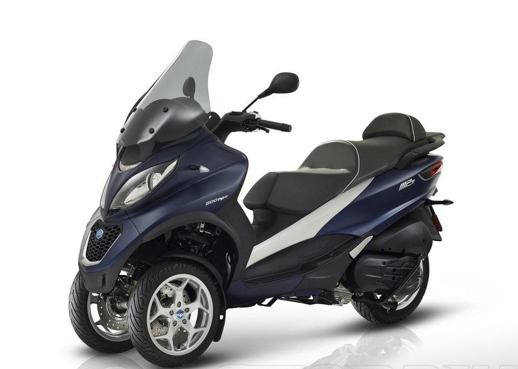 Piaggio Mp3 500 HPE Business 8.499€!!!