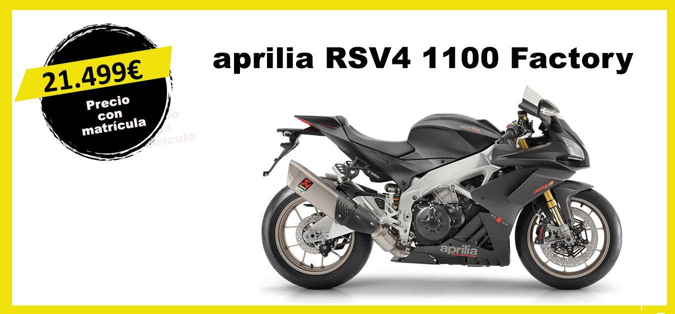 Aprilia RSV4 1100 Factory