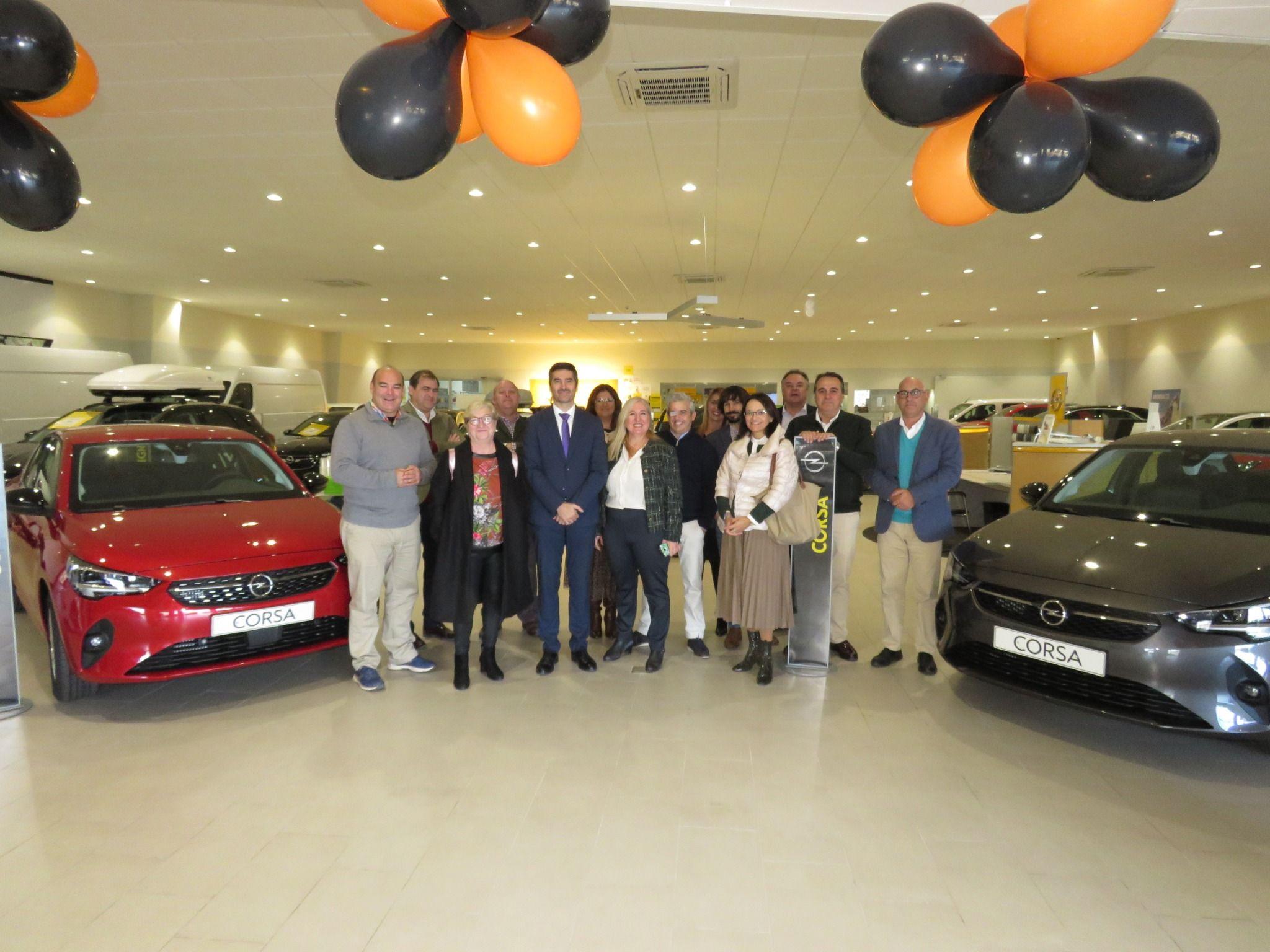 Autopremier Málaga presenta el Nuevo Opel Corsa