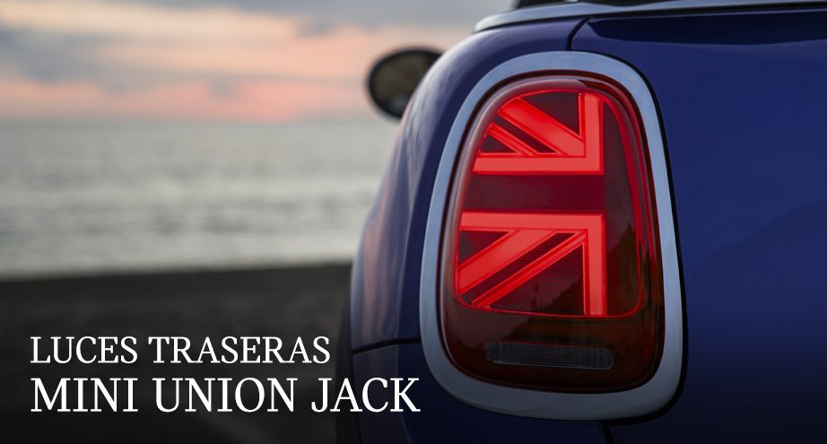 Luces traseras MINI Union Jack
