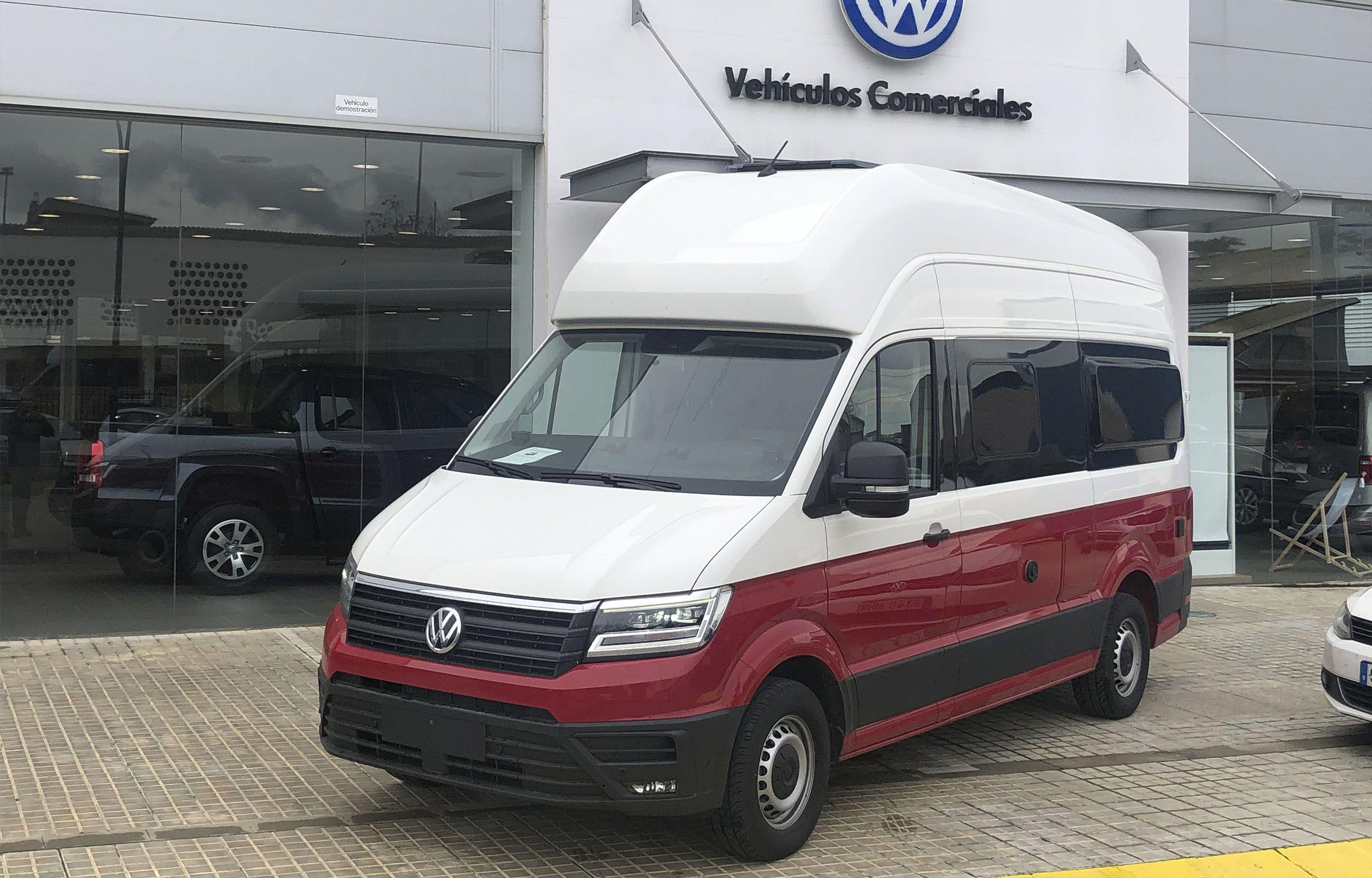 Ven a probar el VW Grand California a Autodalser-Dalmau Lleida