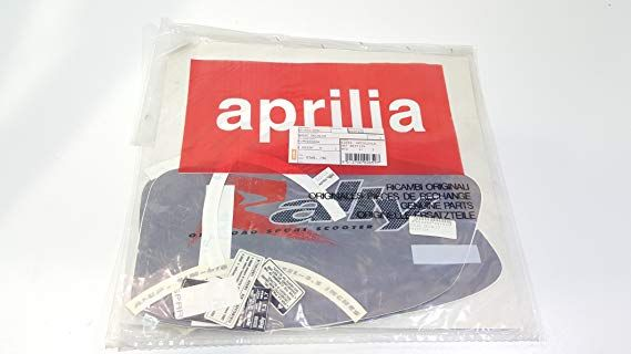 KIT ADHESIVOS APRILIA RALLY