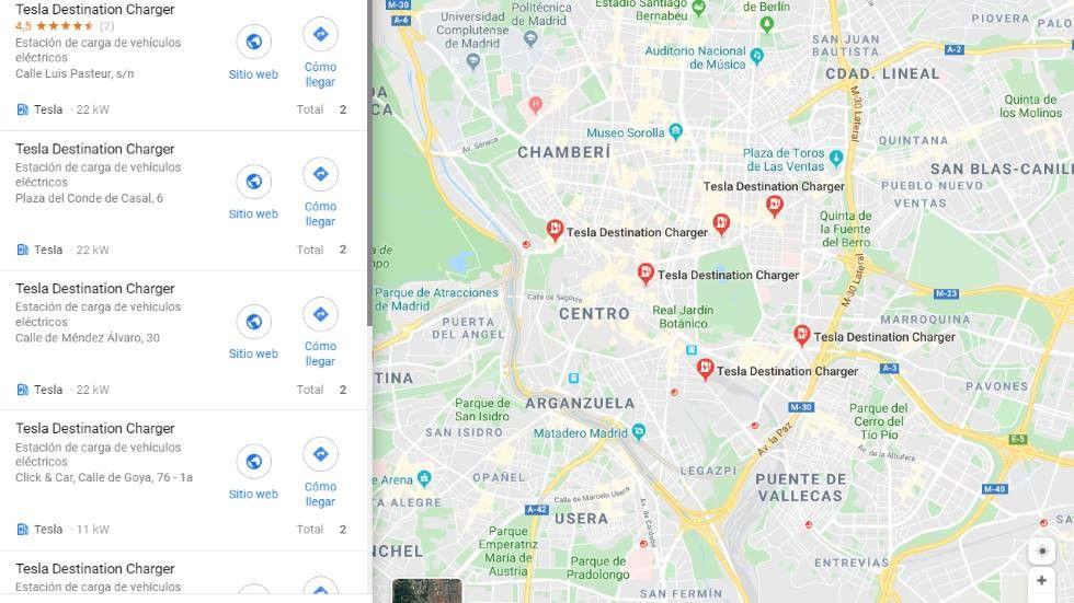 Así permitirá Google Maps pagar la recarga de coches eléctricos en su app