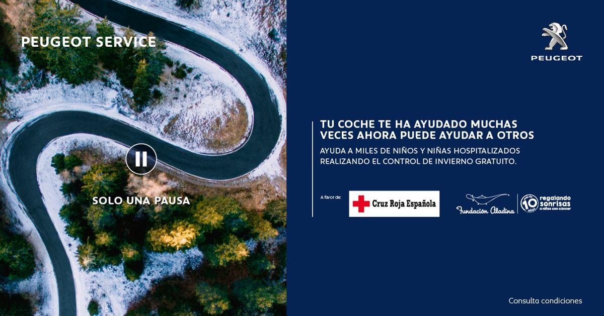 7ª EDICIÓN CONTROL DE INVIERNO GRATUITO Y SOLIDARIO