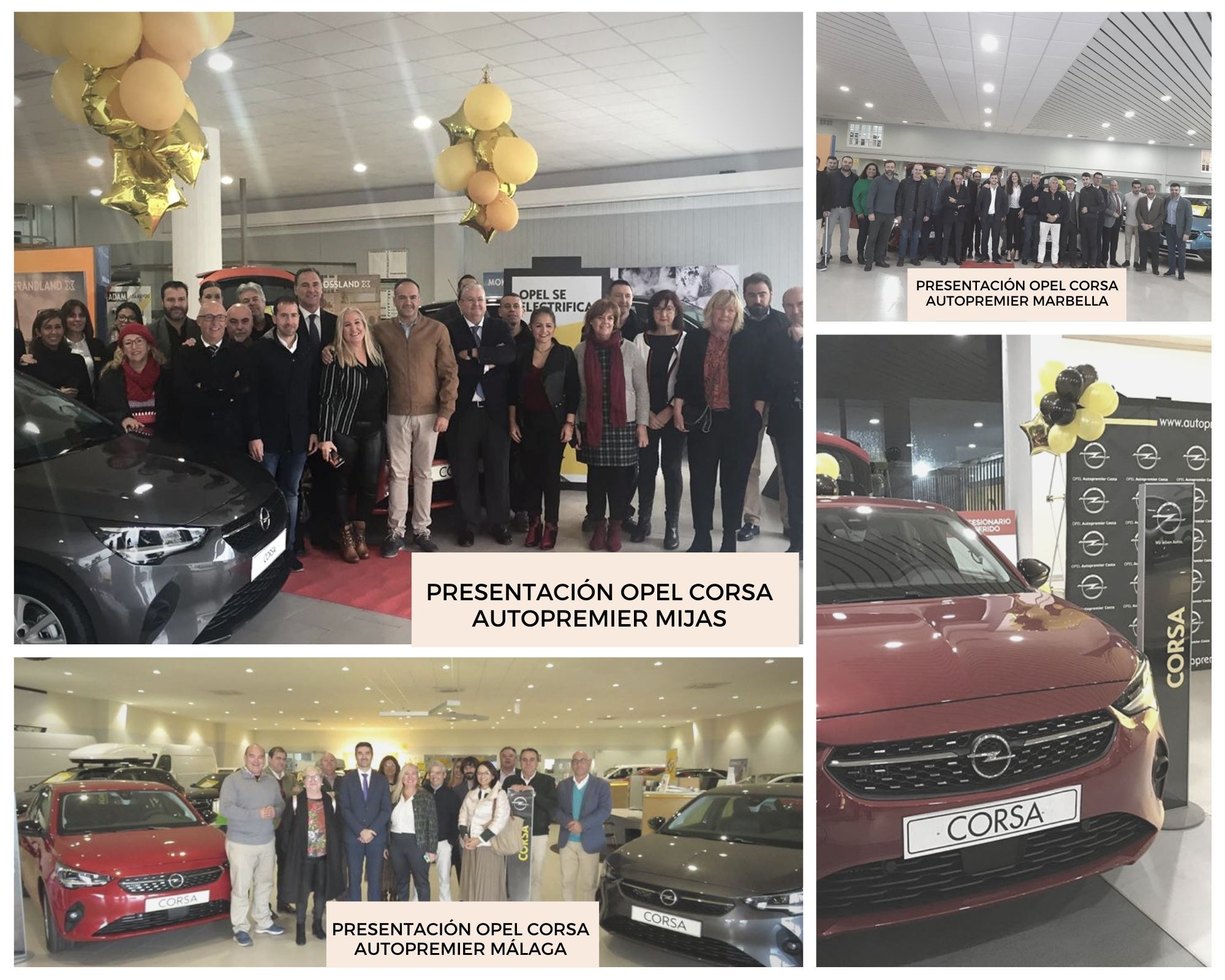 El nuevo Opel Corsa llega a Autopremier