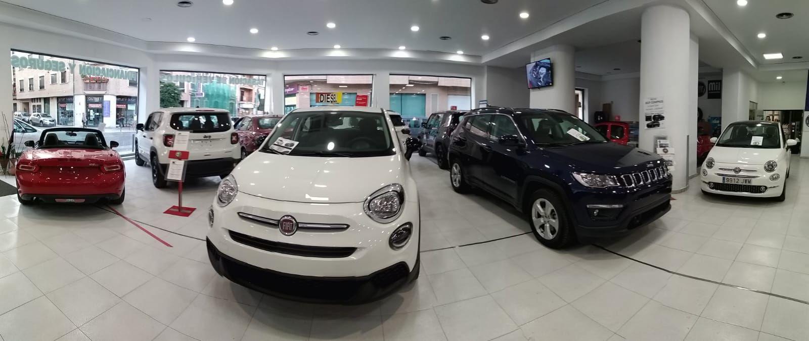 Feria del Automóvil en Milautomóviles