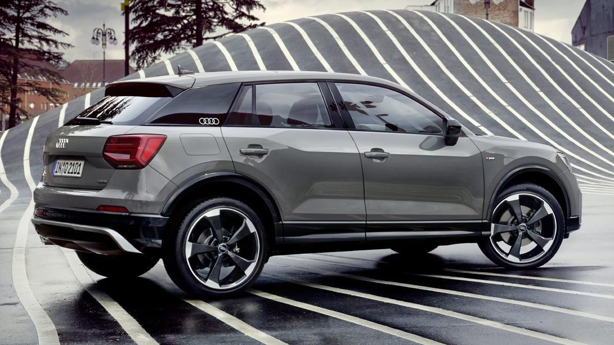 Audi Q2 por 205€ al mes