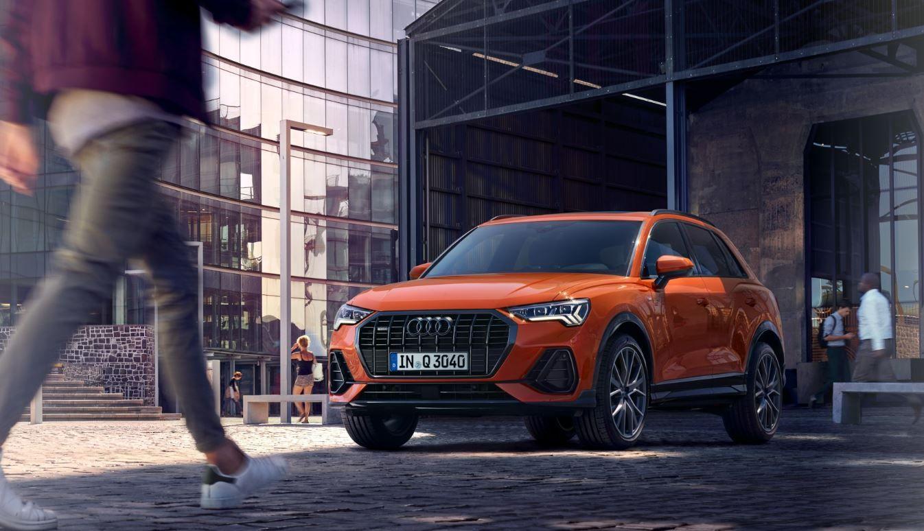 Audi Q3 por 240€ al mes