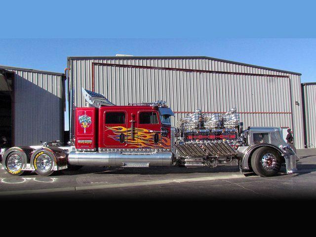 Thor Truck: el camión más bestia del mundo