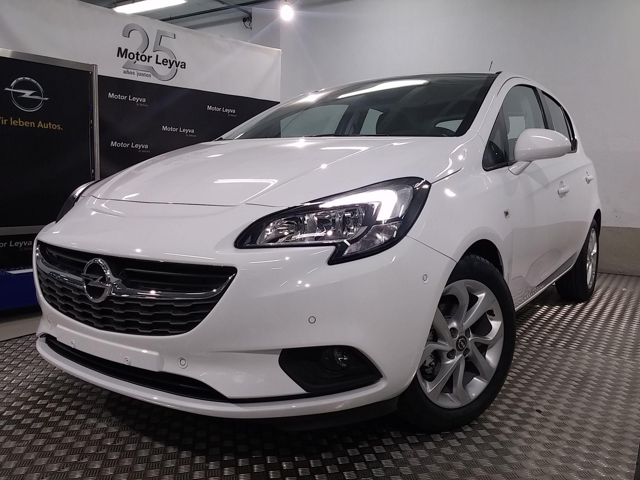 12.200€ Opel Corsa 120 aniversario 1.4 90cv km0