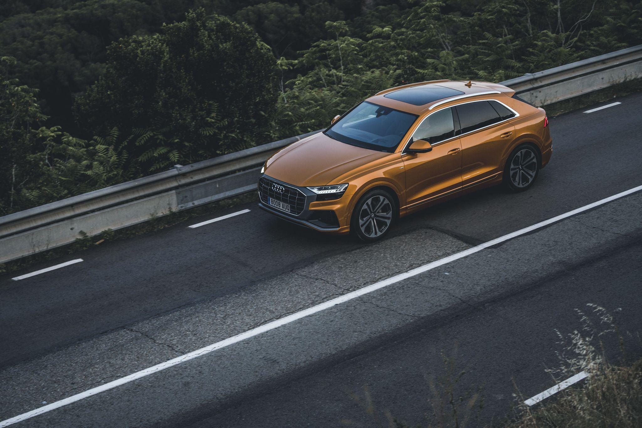 Audi Q8 por 670€