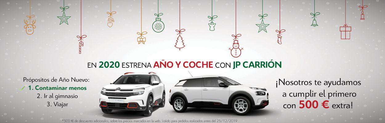 Citroën JP Carrión te ayuda esta Navidad