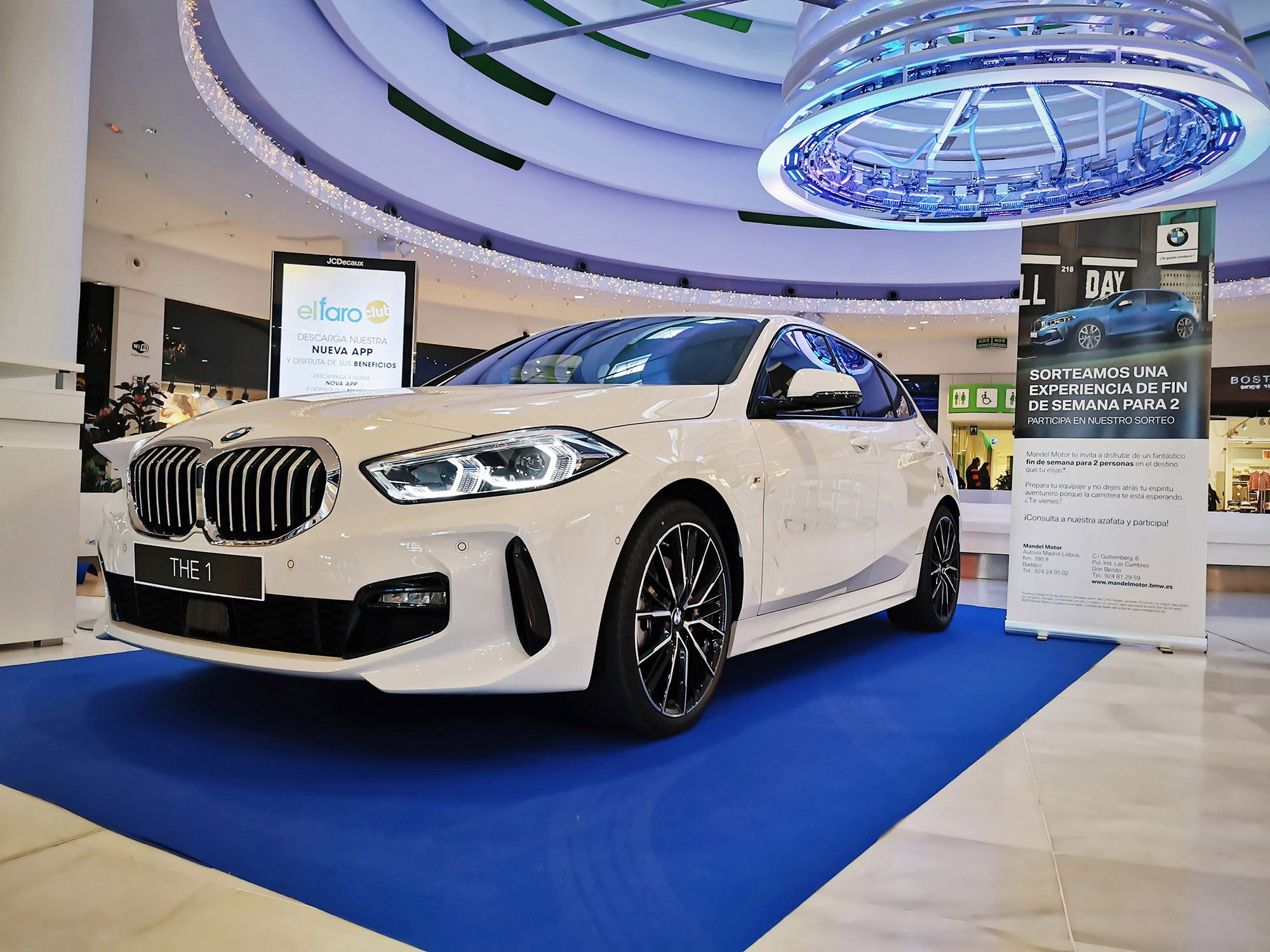 NUEVO BMW SERIE 1 EN EL FARO - Bases sorteo