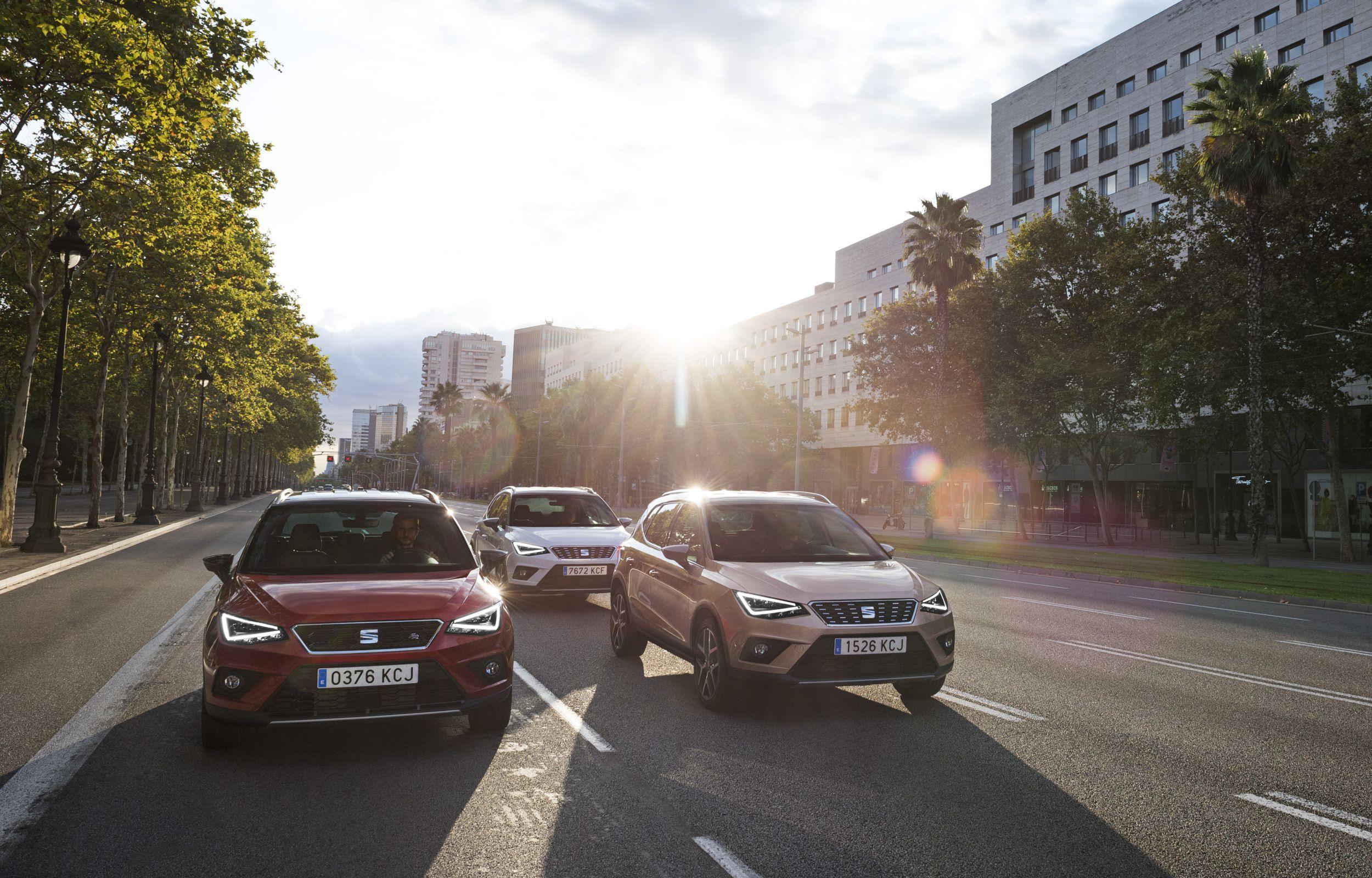 SEAT bate de nuevo su récord histórico de ventas