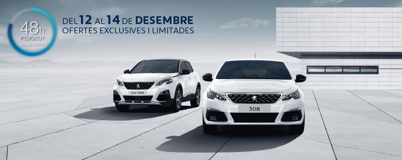 48H Peugeot Desembre 2019
