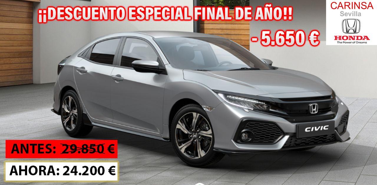 ULTIMA UNIDAD! 5.650 € DESCUENTO ESPECIAL FINAL DE AÑO!