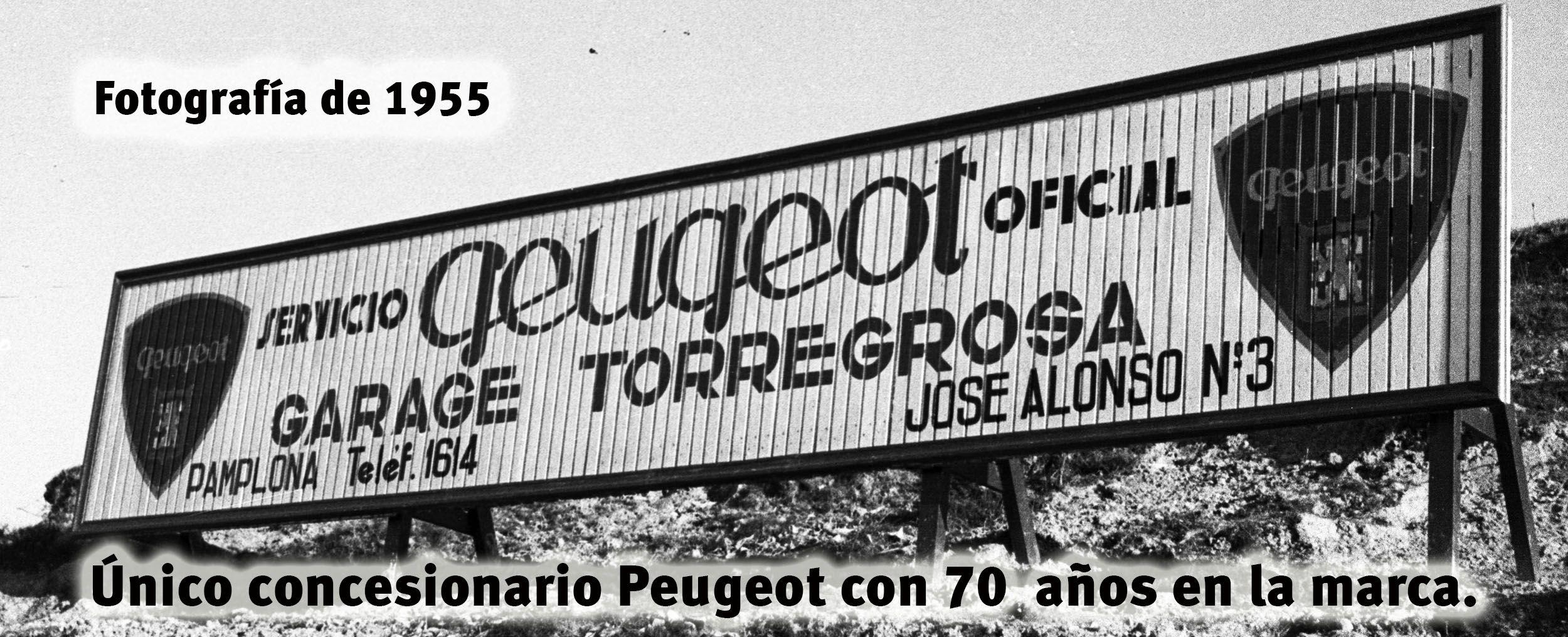 Único concesionario Peugeot con 70 años en la marca