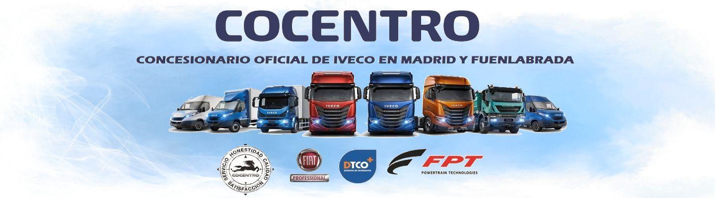 Cocentro, Concesionario Iveco, Iveco Bus en Madrid, Madrid ...