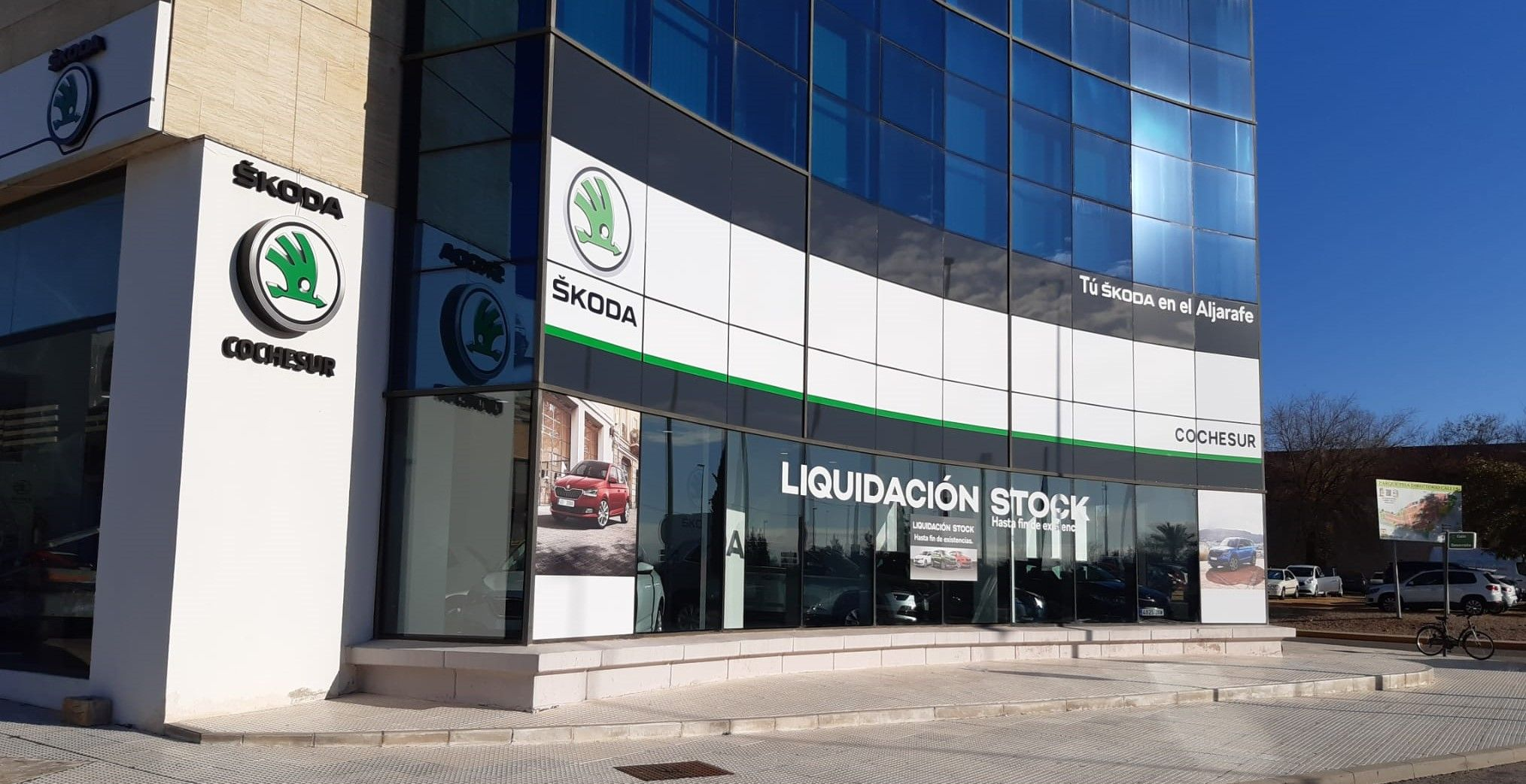 LIQUIDACIÓN DE STOCK EN COCHESUR