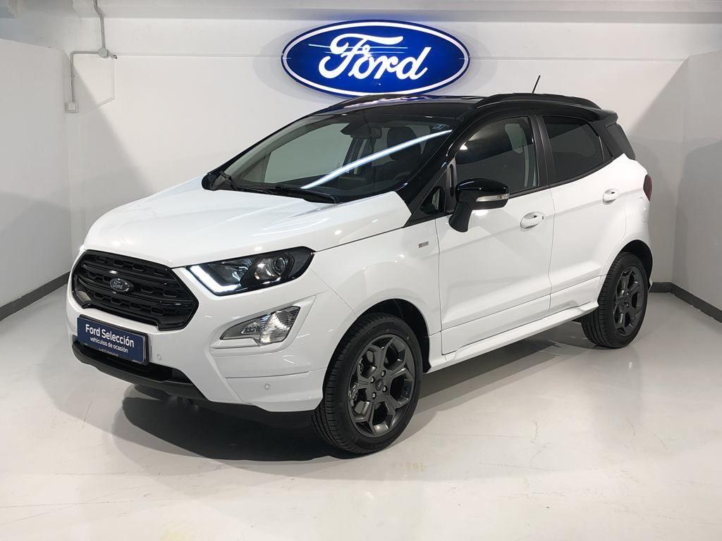 ECOSPORT DE CORTESÍA - Deje su vehículo para una revisión mecánica y disfrute mientras tanto de un Ford Ecosport de cortesía gratuito (requiere reserva).