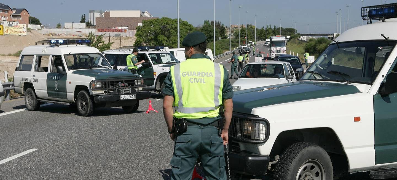 A subasta vehículos de la Guardia Civil, algunos por menos de 30 euros