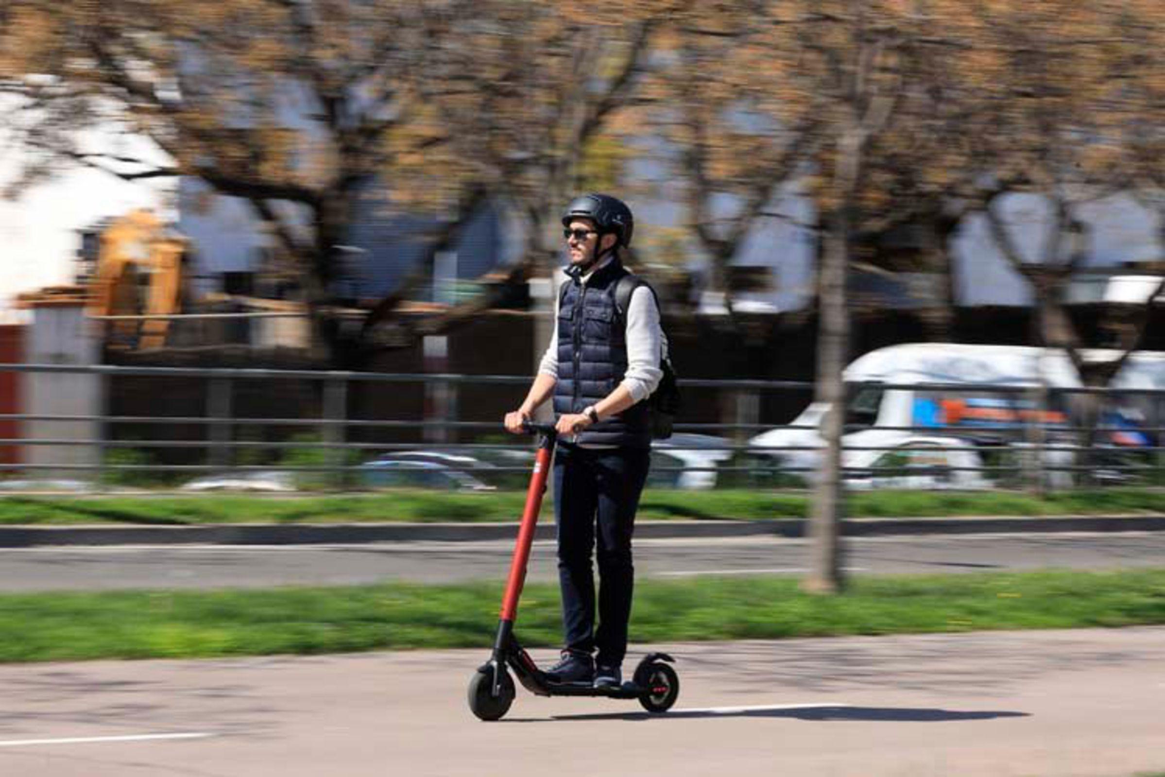 eXS KickScooter de SEAT