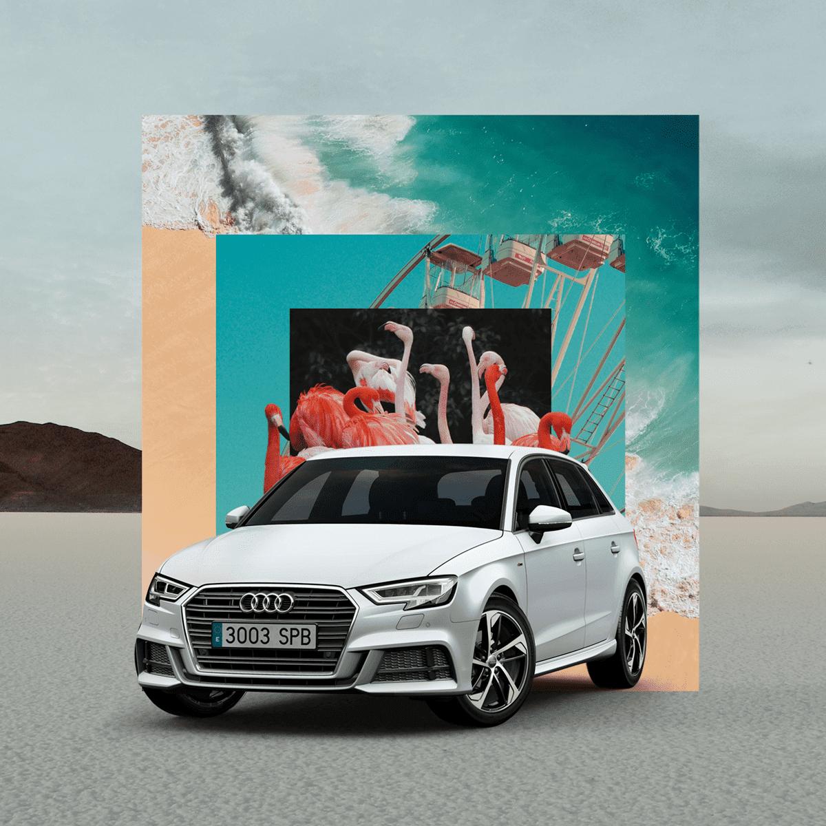 Oferta de Renting Audi A3 SB All-in