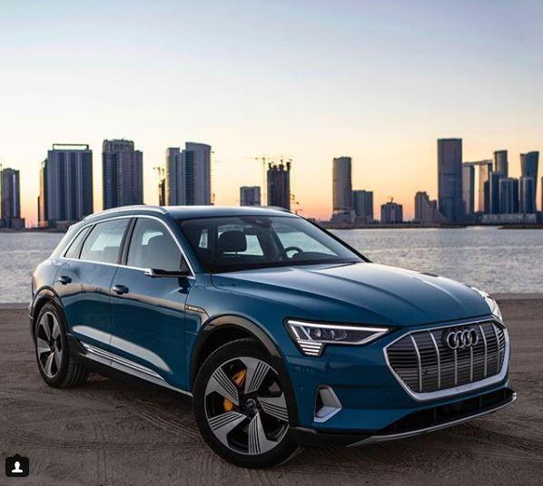 Oferta Renting Audi e-tron 50
