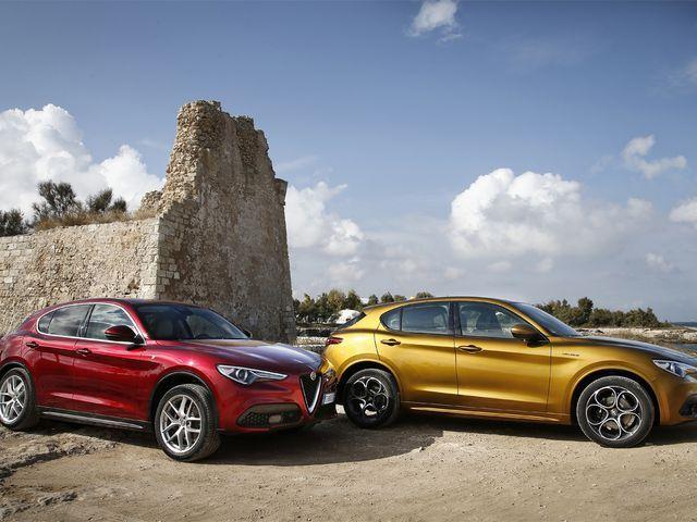 Hoy presentamos;Alfa Romeo Giulia y Stelvio 2020: sobresaliente actualización del interior