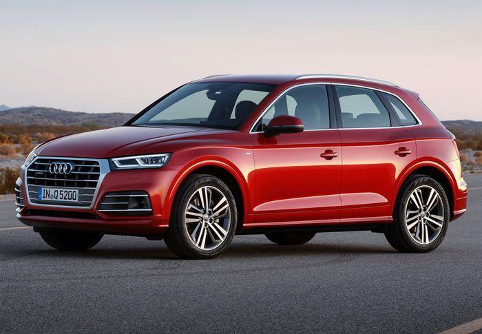 Oferta Renting en Audi Q3 y Q5