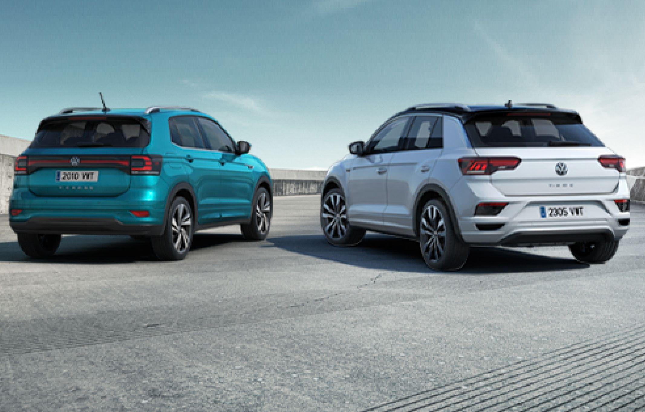 Dos SUV, dos estilos de vida