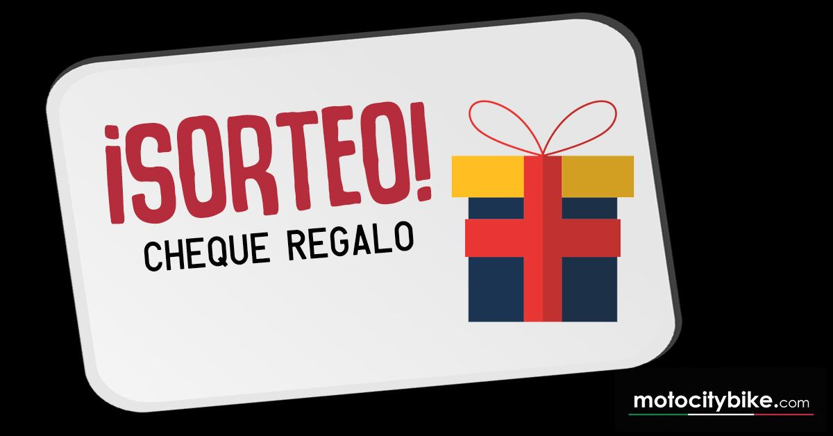 SORTEO CHEQUE REGALO