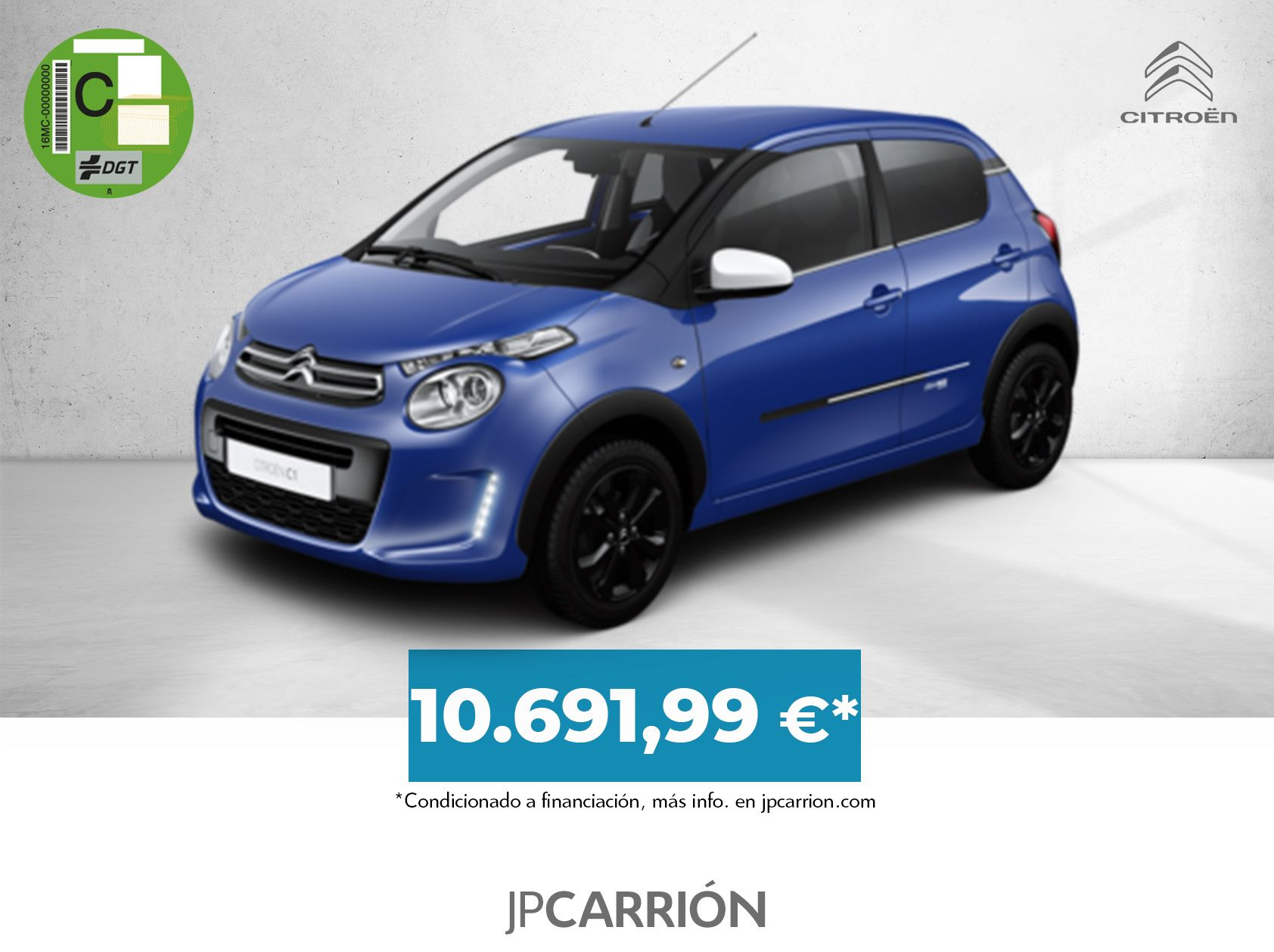 Citroën C1 Urban Ride por 10.691,99 €*