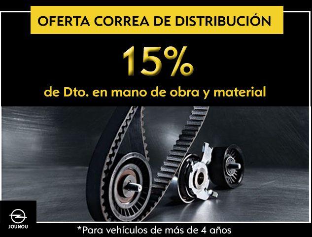 15% DESCUENTO EN DISTRIBUCIONES