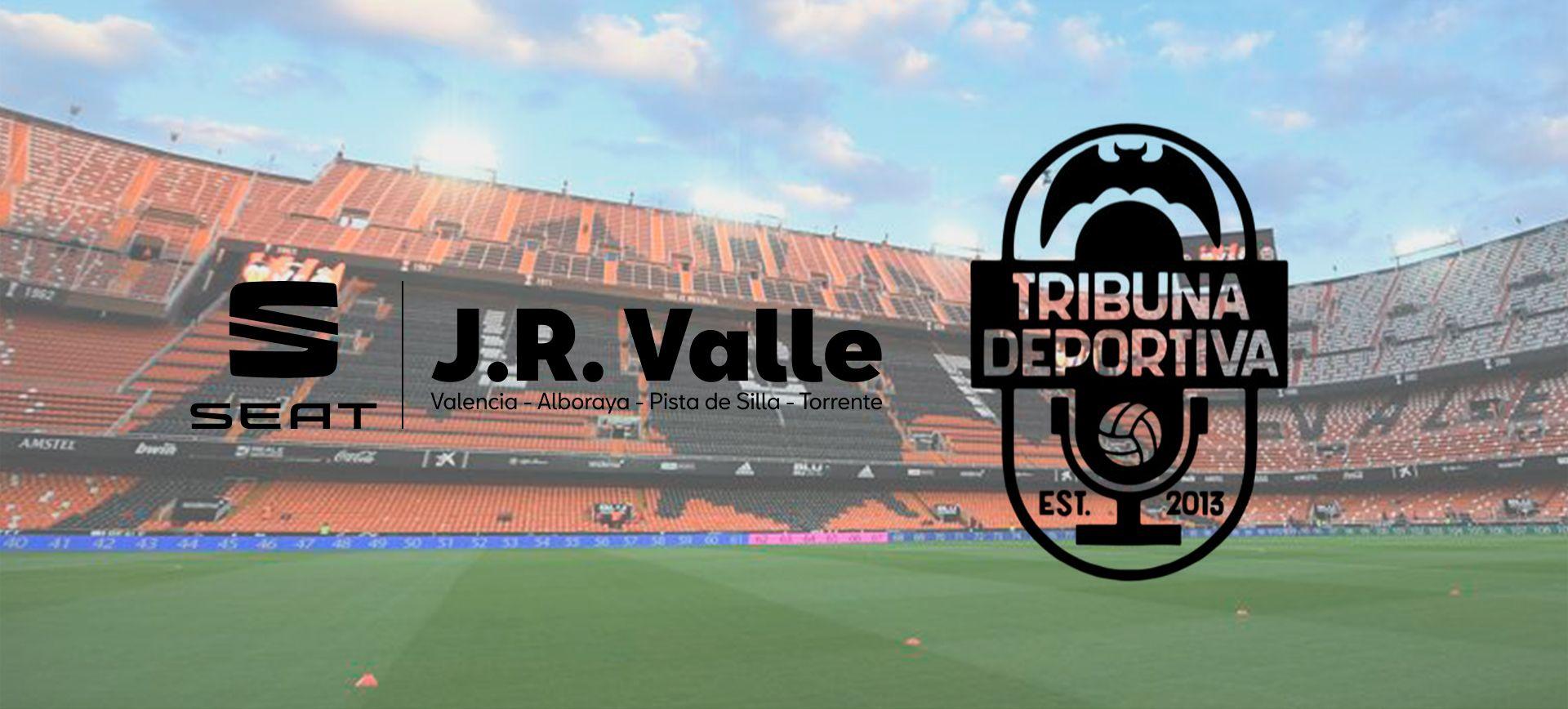 JR Valle en Tribuna Deportiva
