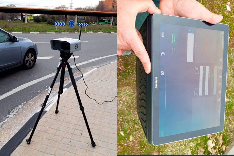 Radares fijos, móviles, de tramo y ahora...