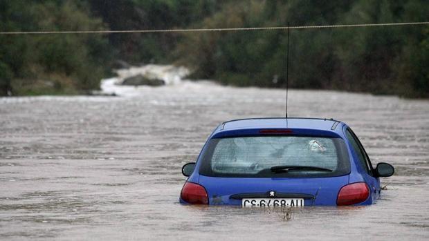Cómo reclamar los daños sufridos a los coches por las tormentas