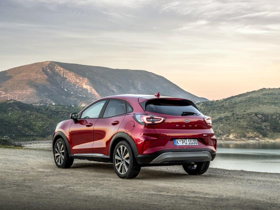 El nuevo Ford Puma ya disponible en Ford Talleres Martínez