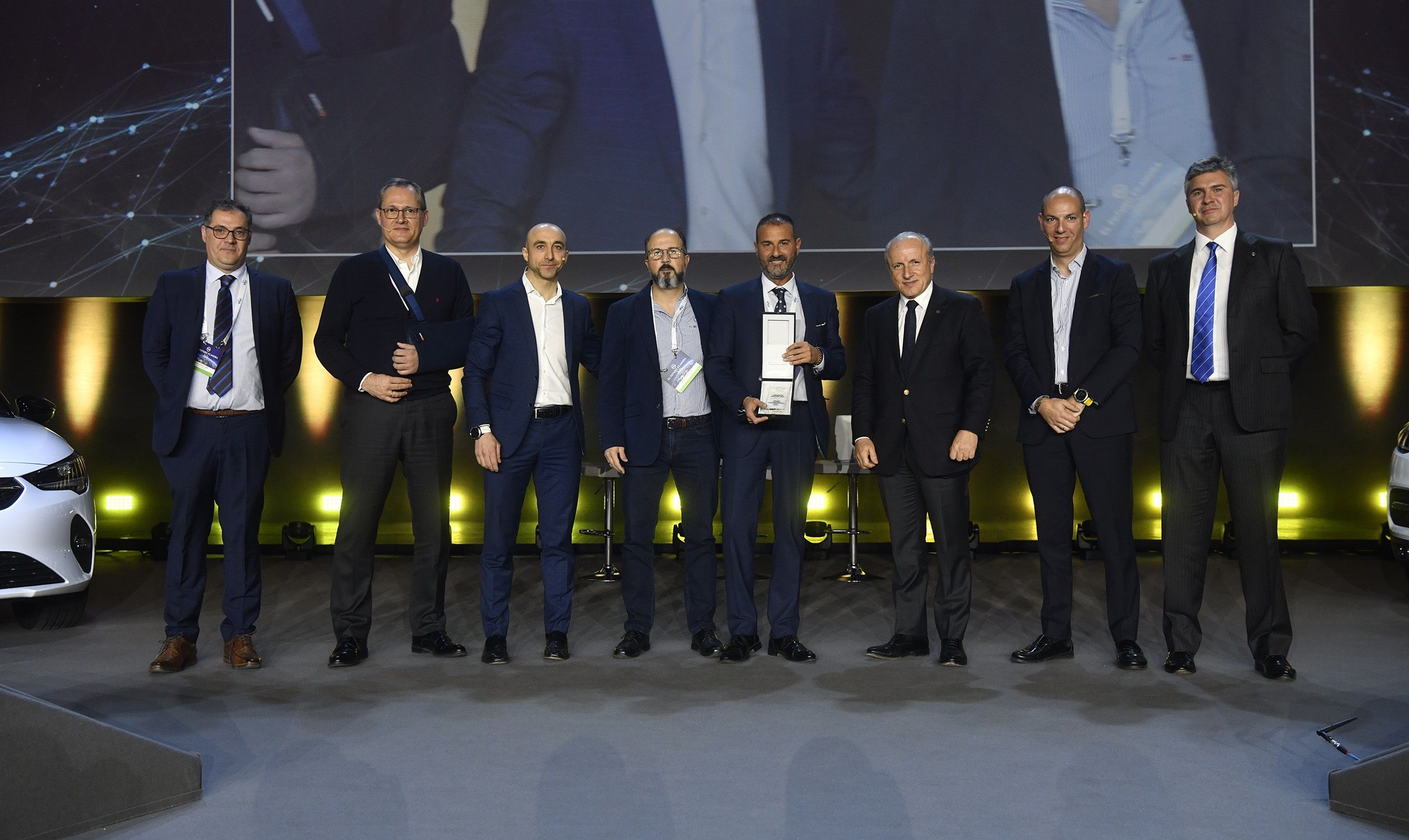 Opel Grupo Marcos premiado por la calidad de su Servicio Posventa