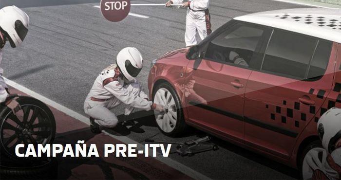 Campaña Pre -ITV gratuita