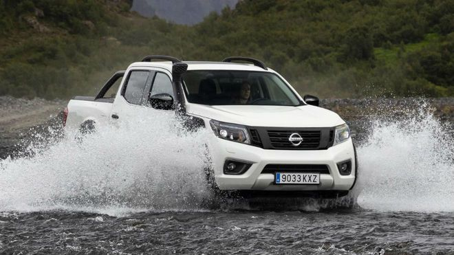 Nissan Navara Off-Roader AT32: para espíritus salvajes
