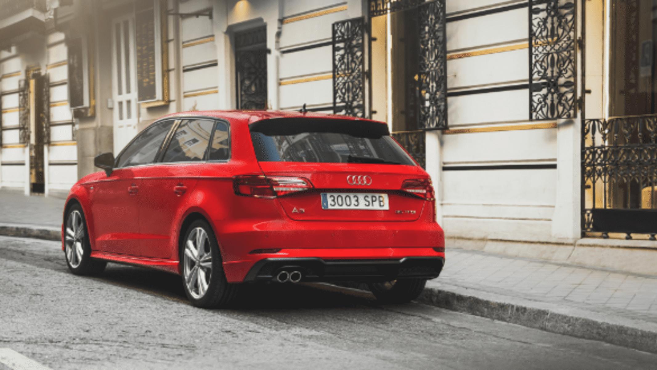 Audi A3 Sportback Easy Renting