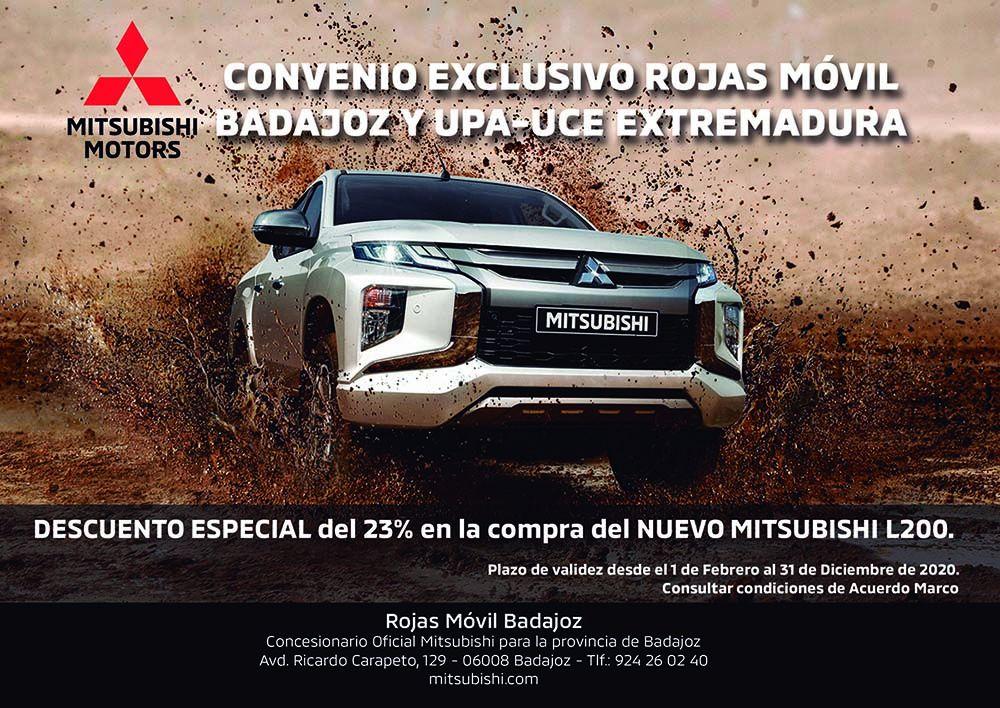 Convenio Exclusivo con UPA-UCE Extremadura