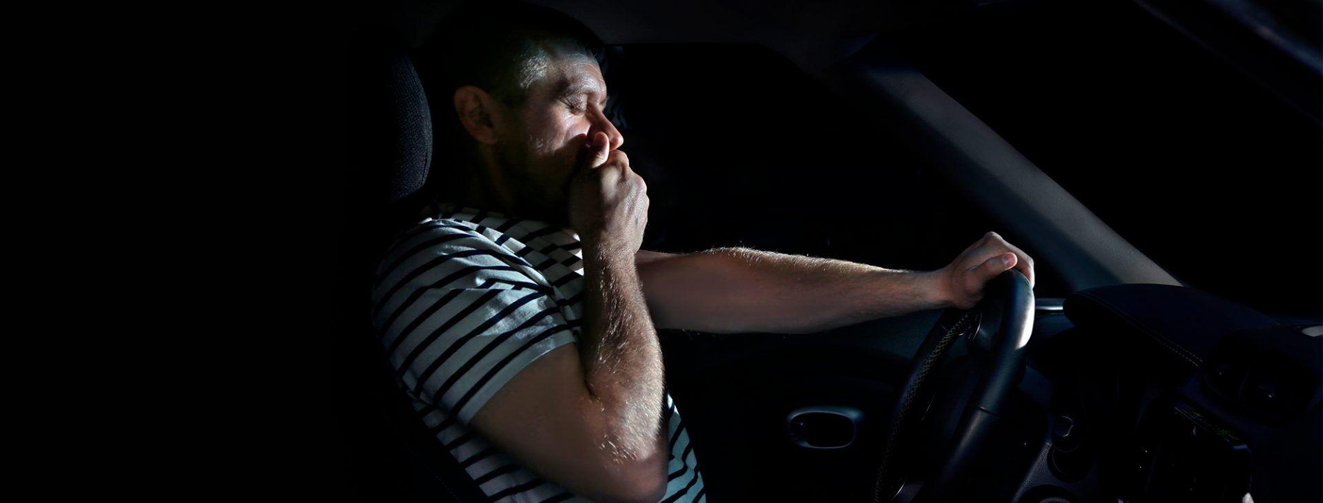 Evita los microsueños al volante