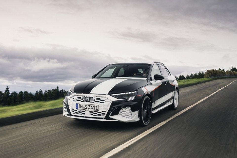 Bailar en un volcán: el nuevo Audi A3 ofrece la mejor dinámica de conducción de su historia